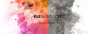 KLE-SLCMUN'17